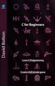 Learn C Games Programming Book cover