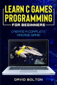 learn C Games Book cover