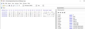 HxD - Binary editor