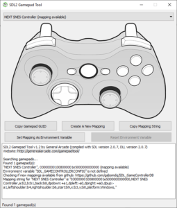 Gamepad Tool