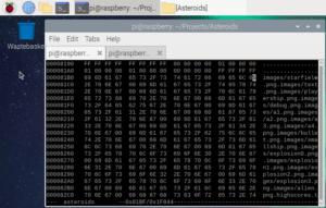 Hex Editor Raspberry Pi