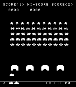Si78 Space Invaders
