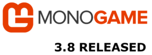 Monogame 3.8 released