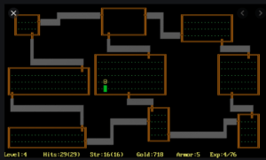 Roguelike dungeon