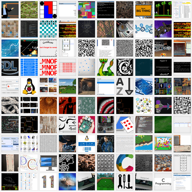 LearnCGames Blog image Collage three
