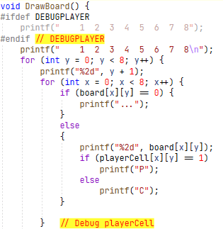if def compiler directive in action