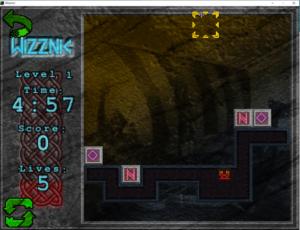 Wizznic screenshot