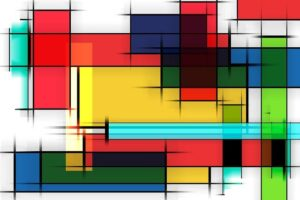 Coloured Rectangles